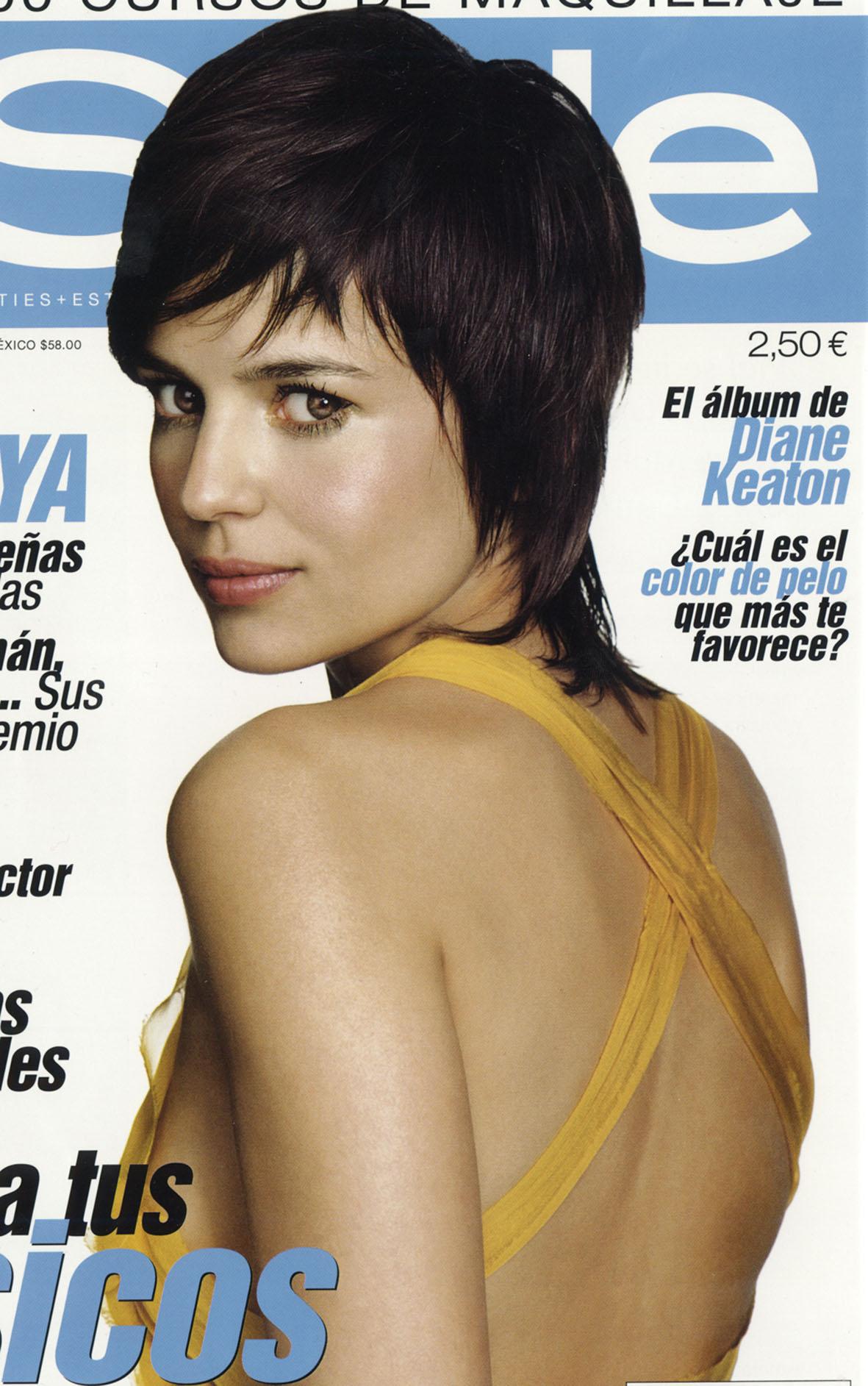 Elena Anaya- Sergi Pons