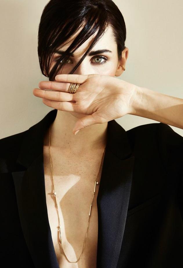 Campaña joyas de Helena Rohner